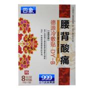 德源冷敷贴DY-B-腰背酸痛-999