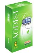 天然胶乳橡胶避孕套(快感螺纹)